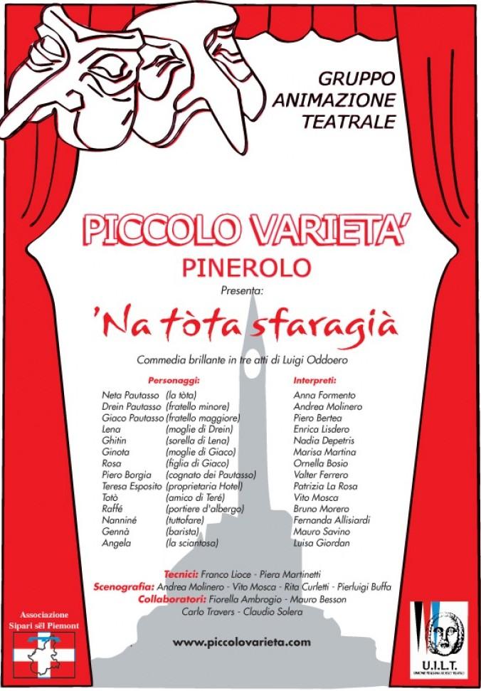 Famoso Il decennale de 'Il Teatro dell'Albero' | Il Teatro dell'Albero RU64