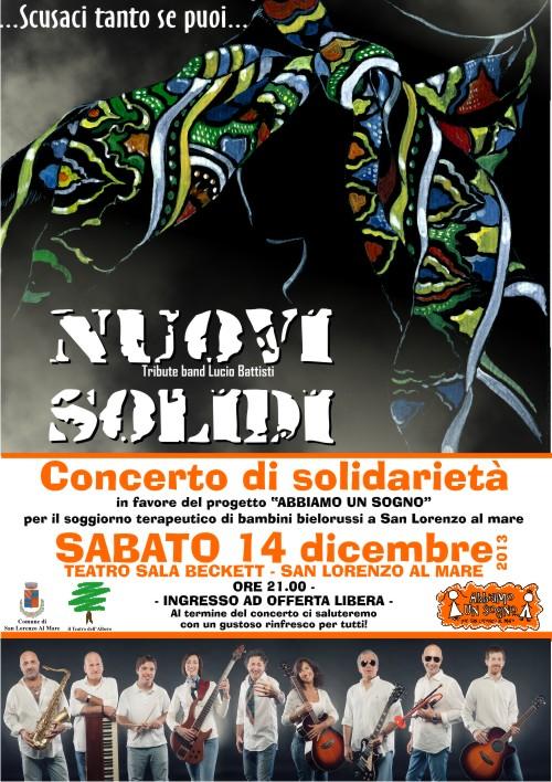 concerto Nuovi SolidiWeb