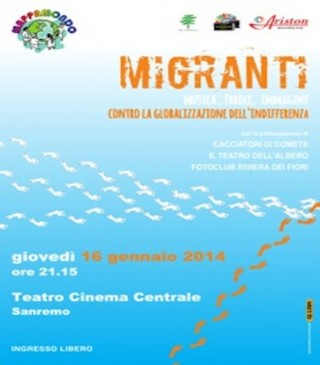 Migranti locandina orme