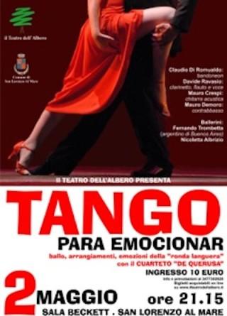 tango para emocionar