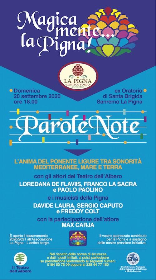 ParoleNote Loc