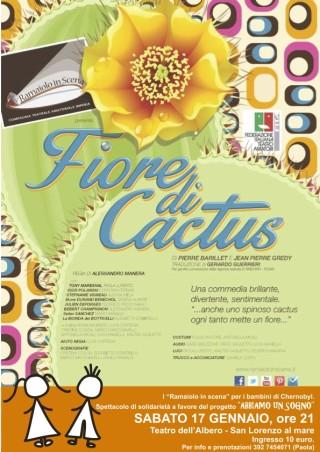 locandina fiore
