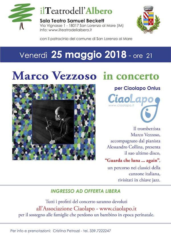locandina concerto 25 maggio