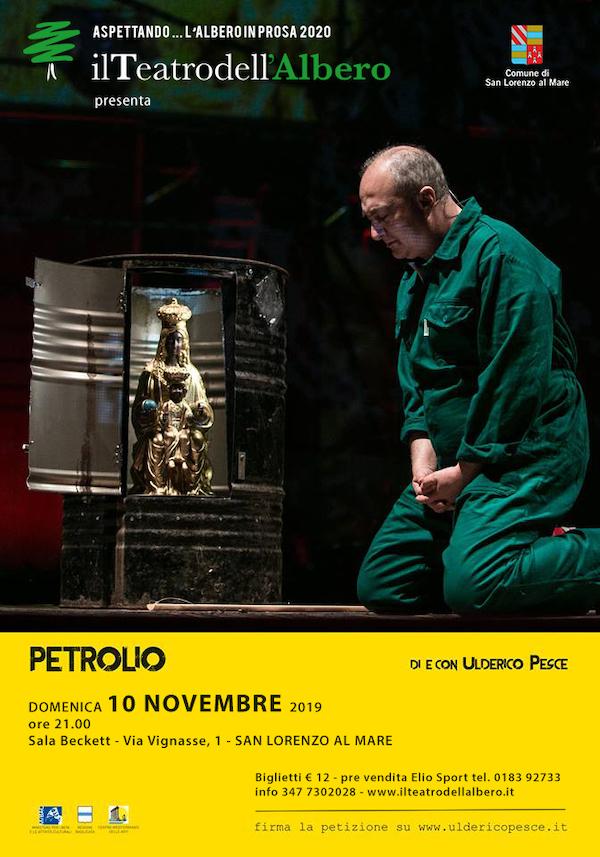 Teatro Albero Petrolio